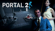 【 PORTAL 2】 実況動画用画像 第三部用タイトル画像