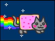 Nyan ♥ Cat (GIFアニメ)