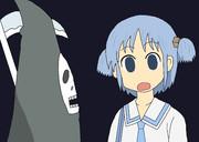 長野原みおちゃんと死神