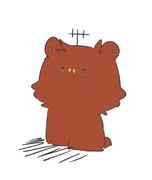 アナロ熊さん