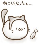 (・ω・)変身ごっこ 猫