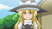 【GIFアニメ】魔理沙を恥ずかしがらせてみた