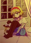 アリスの夜