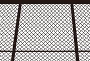 【背景素材214】フェンス2