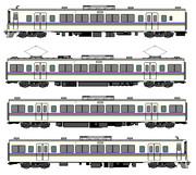 迷列車:西武鉄道編で使用した4000系