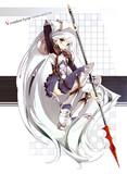 Vermilion Spear