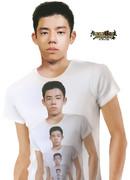 かっこいい俺のTシャツ