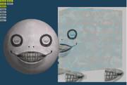 【NieR】実験兵器7号3Dモデル【制作中】