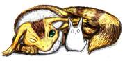 ジブリ系小動物