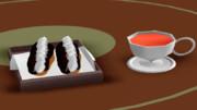 MMD-OMF2 お茶セット