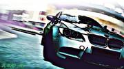編集ソフト使ってテキトーにいじってみた BMW M3