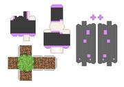【Minecraft×ペパクラ】えんだーちゃん【追加オプション】