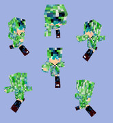【Minecraft】クリーパーカーver.巨匠