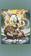 【minecraft】ゼルダの伝説・ミドナのドット絵【トワプリ】