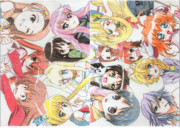 【色鉛筆模写】5月30日!くぎゅお誕生日おめでとー♡