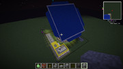 【マイクラオブジェ】大型太陽光発電所(一部未完成)