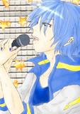 歌ってる時が一番