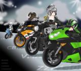 バイク4大メーカー