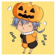 かぼちゃ仁王2