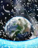 宇宙は泡沫のごとき