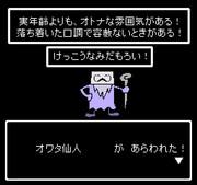 【セラクエNO_045】オワタ仙人
