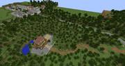 【空の軌跡】ロレント市~ブライト家全景【Minecraft】