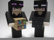 【Minecraft×ペパクラ】エンダーパーカー作ってたんですけど
