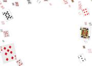 【背景素材266】トランプ5(背景透過)