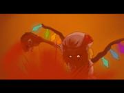 [東方機械録]霊夢対メカ霊夢 シーン1