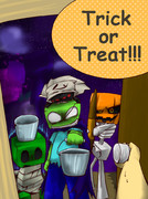 Trick or Treat !!!