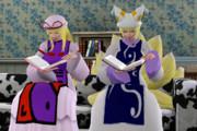 【シム東方】紫&藍【sims3】