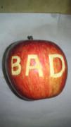 Bad Apple!!(笑)