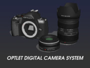 【MMD】OPTLETデジタル一眼レフ【モデル配布】