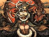 日出國白大蛇之女神