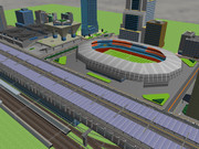 【RailSim】 観光都市化計画…!?