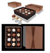 [mmd]ゴデ○バのチョコレート