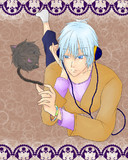 KAITOと小動物