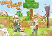 Game Master × Mine Craft 21