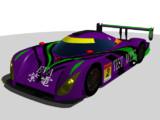 エヴァンゲリオン 紫電 テストモデル