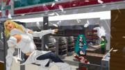 ◆硝◆ ネオコンビニ・イン・ガラスバーン ◆爆◆
