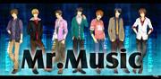 Mr.Music【無瞬汚狐櫻神植】