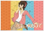 Mr music~ぽこたさん企画~