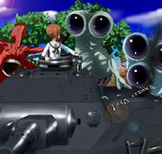 Panzer Vor~~!! (3/5)