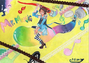 【Mr.Music】前を向いて(*≧∀≦*)行こう!!(再うp)