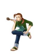 【自作ゲーム】武器屋の女将【錬金叙事詩セルフィーユ】
