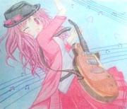 ギターはむずい(ノω`)