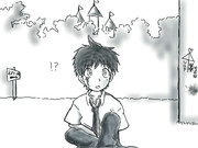 【落書き】名探偵ハジメ少年の事件簿