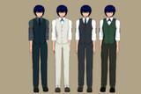 【KAITO】 ベスト 4種類