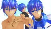 【MMD】KAITO v3【モデル配布】