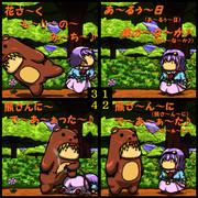 森の星熊さん